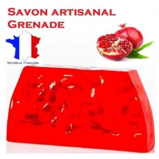 Savon artisanal Grenade...